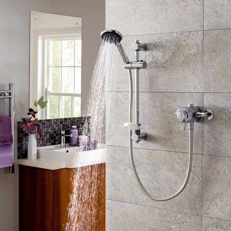 Triton Eden Exposed Mixer Shower - UNEDTHCM