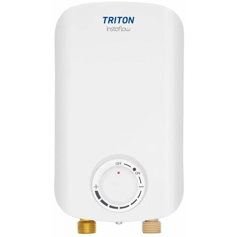 Triton Instaflow 5.4kW Instantaneous Hot Water Heater Under Sink SPINSF05SW