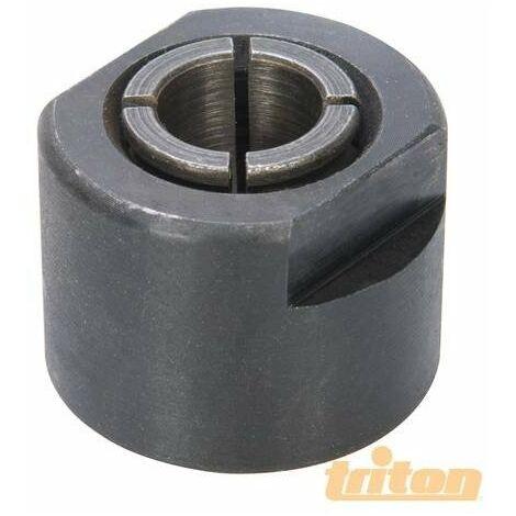 Triton - Pince de réduction pour défonceuse 8 mm - 516353