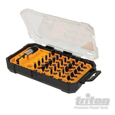 Triton TPTA59338219 Coffret 31 pièces Embouts de vissage impact