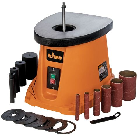 Triton TSPS450 450W Rotating & Oscillating Spindle Sander
