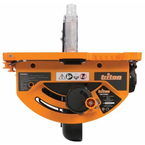 Triton TWX7CS001 Módulo de sierra de mesa - 1800W - 254 x 30 mm