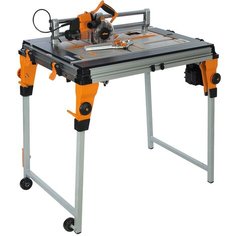 Triton TWX7PS001 910W Project Saw Bench Tool / Workcentre Module - 127mm