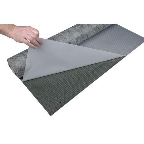 """main image of """"Trittschalldämmung Klebeoberfläche   selbstklebend   Klebe und Klick Vinyl   TSK:6.5 m²   1 Rolle"""""""