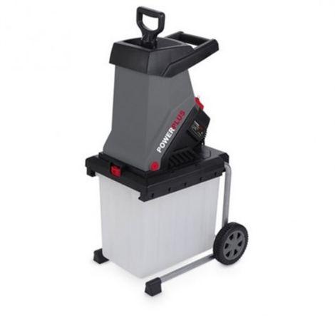 Triturador-Bio Madera 2500W Elect Powerplus Poweg5010