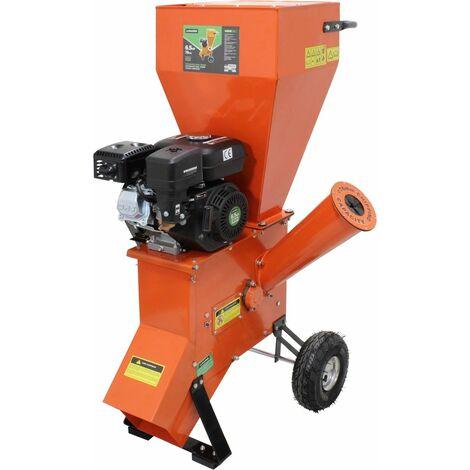 Triturador de Ramas / Jardín 7HP - MADER®