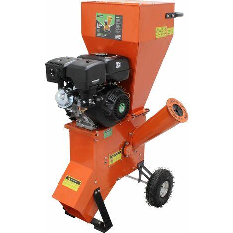 Triturador para Jardin 270 cc, 9Hp, 4T - MADER GARDEN®