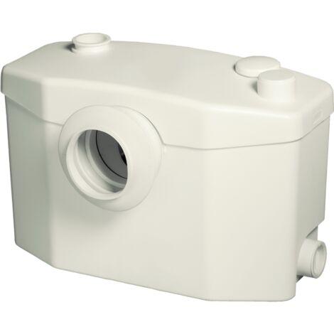 Triturador para WC, lavabo, ducha y bidé - SANIPRO