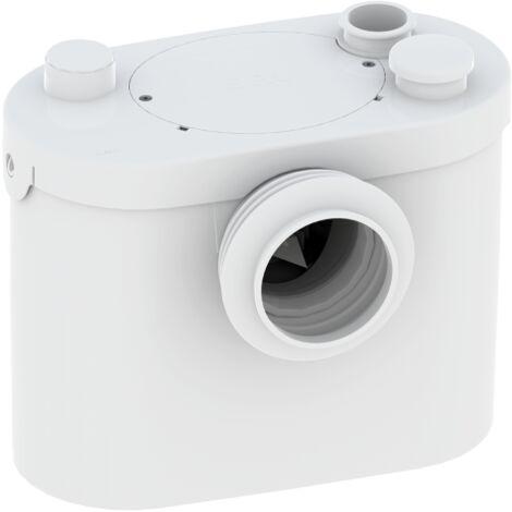 Triturador SANITOP para un inodoro+lavabo