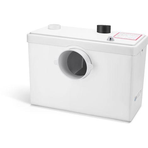 Triturador WC para Retrete Lavabo y Ducha