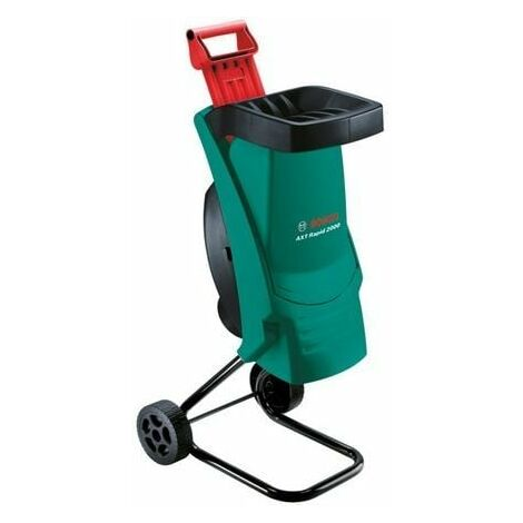 Trituradora Bosch AXT 2000