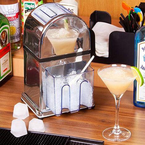 Trituradora de Hielo manual Rompehielos para camareros de restaurantes y servidores de Bebida