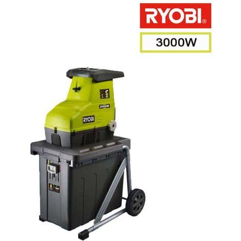 Trituradora para plantas eléctricas RYOBI 3000W RSH3045U - 5133004335