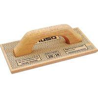 TRIUSO Mehrschicht-Holz-Reibebrett 140 x 280 mm - 1428T