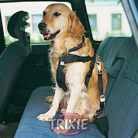 TRIXIE Arnes para Perros con cinturon de Seguridad