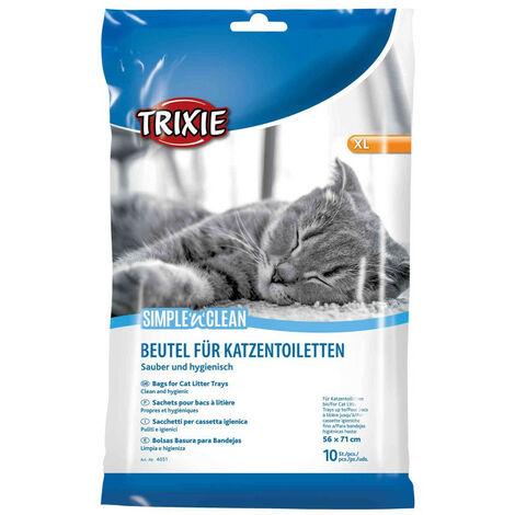 TRIXIE Bolsas Para Bandejas Higiénicas Gatos