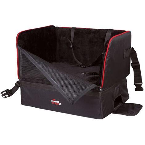 TRIXIE Car Dog Seat 45x38x37 cm Black 1322