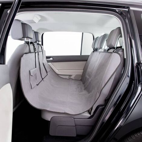 TRIXIE Car Dog Seat Cover 145x140 cm Black and Brown 13233