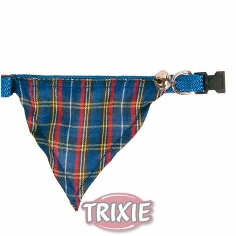 TRIXIE Collar Para Gatos Con Pañuelo