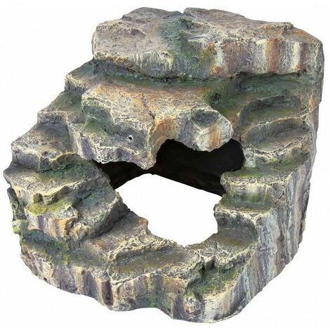 TRIXIE Corner Rock 19x17x17 cm Polyester Resin 76195