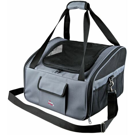 TRIXIE Dog Booster Seat and Carrier Grey 13239