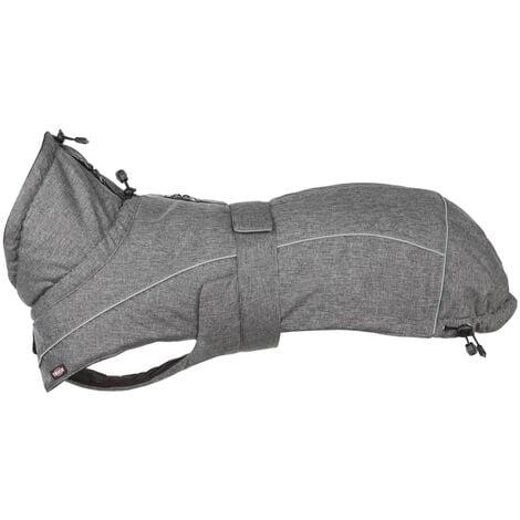 TRIXIE Dog Coat Prime L 62 cm Grey
