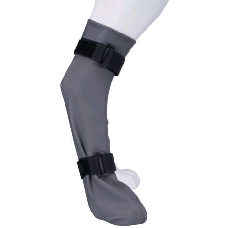TRIXIE Dog Protective Sock Grey Size M 19432