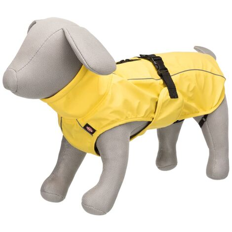 TRIXIE Dog Raincoat Vimy S 35 cm Yellow
