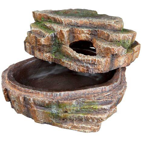 TRIXIE Grotta per Serpente 26x20x13 cm Resina Poliestere 76199