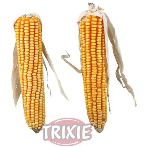 TRIXIE Mazorcas de maíz con farfolla, 2 uds 250 g
