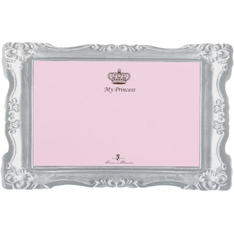 Trixie My Princess Dog Place Mat (44 × 28 cm) (Pink)