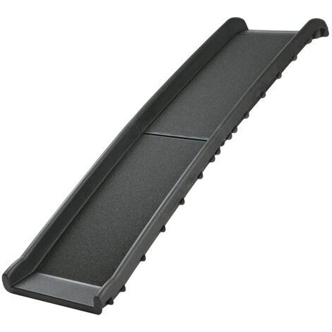 TRIXIE Pet Ramp 40x156 cm 90 kg Black 3939 - Black