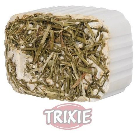 TRIXIE Piedra de roer con alfalfa, 180 g