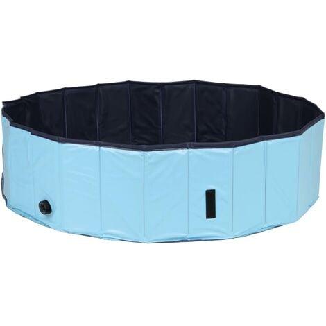 TRIXIE Piscina para perros azul 70x12 cm
