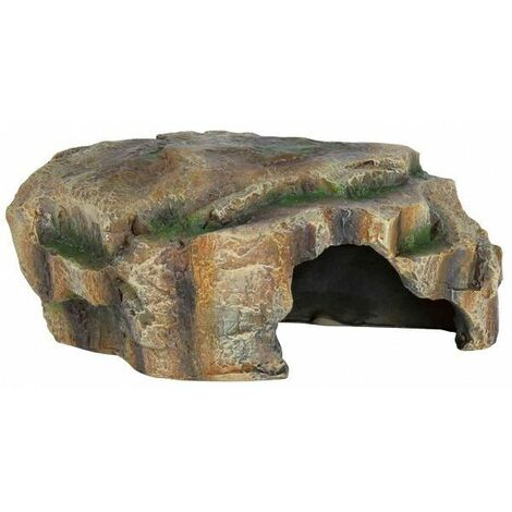 Trixie Reptiland Rainforest Reptile Cave - (16 x 7 x 11 cm)
