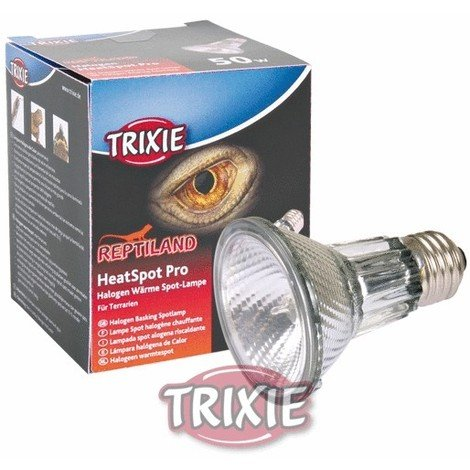 TRIXIE Reptiles Lampara HeatSpot Pro Calentadora