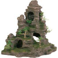 TRIXIE Rock Formation Aquarium Decoration Polyester Resin 8859