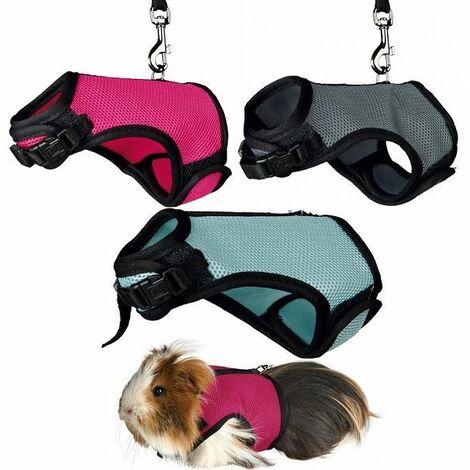 "main image of ""Trixie Small Animal Mesh Harness & Lead Set -"""