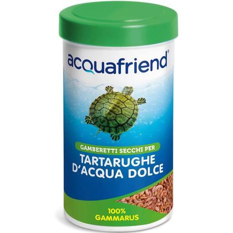 Trockene Garnelen für Wasserschildkröten Acqua Friend