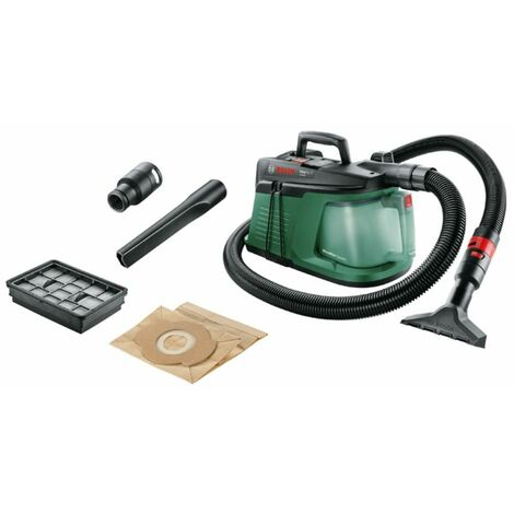Trockensauger EasyVac 3 | 700 Watt | inkl. Zubehör