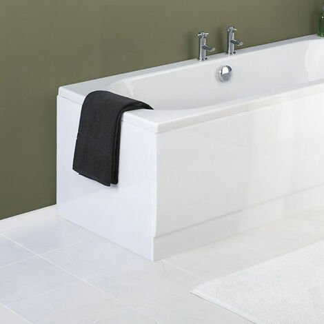 Trojan Elite L Shape Shower Bath End Panel
