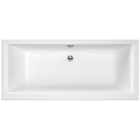 Trojan Elite Rectangular Double Ended Bath 1800mm x 800mm - No Tap Hole