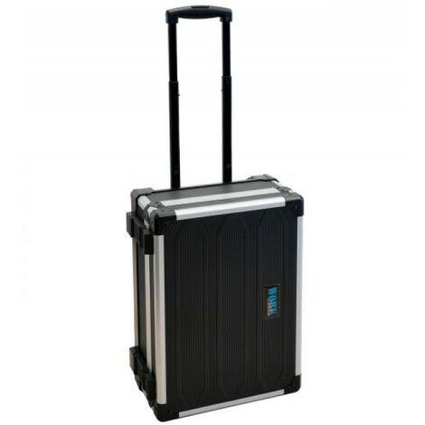 """main image of """"Trolley porta utensili con 2 pannelli con elastici Gt Line FLASH WH 2 PEL vuota"""""""