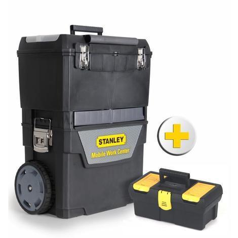 Trolley portautensili + cassetta stanley
