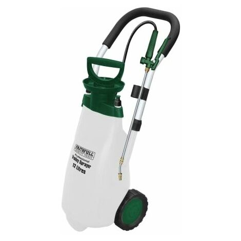 Professional Trolley Sprayer with Viton® Seals 12L (FAISPRAY12HD)