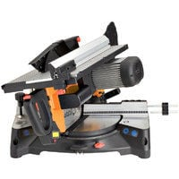 Troncatrice 305mm con motore a induzione 1600W + LASER + piano superiore