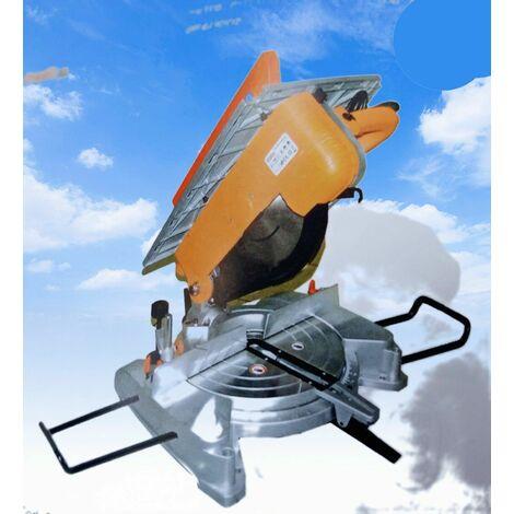 Troncatrice combinata dimensione banco mm.484x383 disco mm.305 Watt 2000 CREDIT PROFESSIONALE