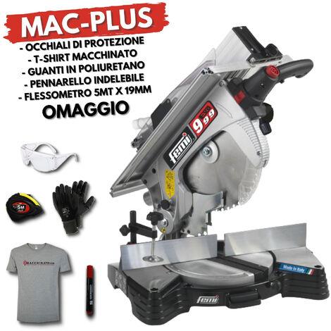 Troncatrice Femi 999 EVO + MAC - PLUS