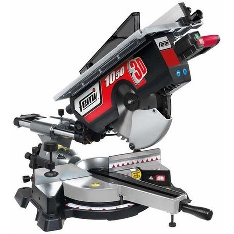 Troncatrice legno FEMI 1050 3D