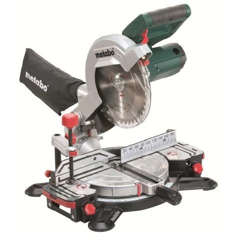 Troncatrice Metabo KS 216 M Lasercut 216 mm 30 mm 1100 W